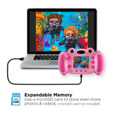 Playzoom Snapcam Duo, Pink