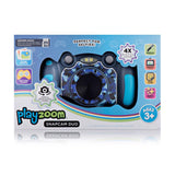 Playzoom Snapcam Duo, Blue