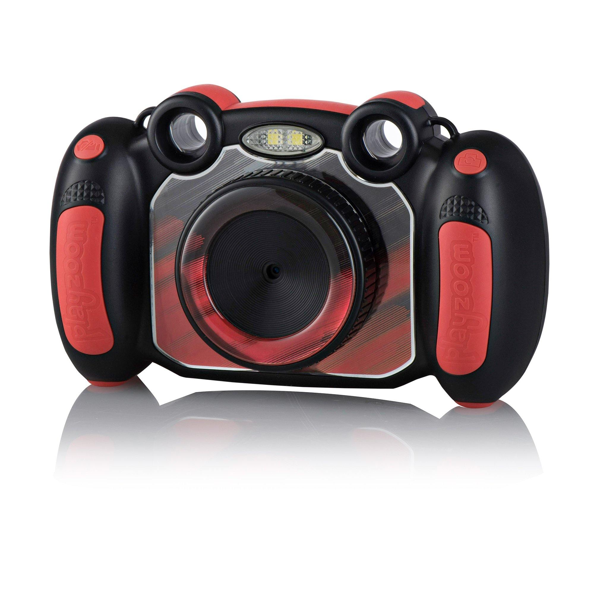 Playzoom Snapcam Duo, Black/Red