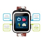 PlayZoom Smartwatch for Kids: Football Print