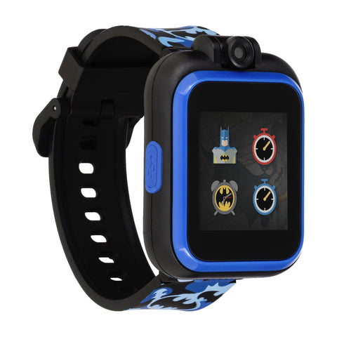 Batman Smartwatch for Kids by PlayZoom: Blue Batman