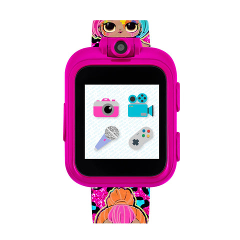 LOL Surprise! PlayZoom: Fuchsia Spring Fling Splatters & Neon Q.T. Print
