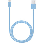 iTouch PlayZoom Extended Charger: Blue