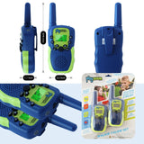 PlayZoom Walkie Talkies 2 pack, Green