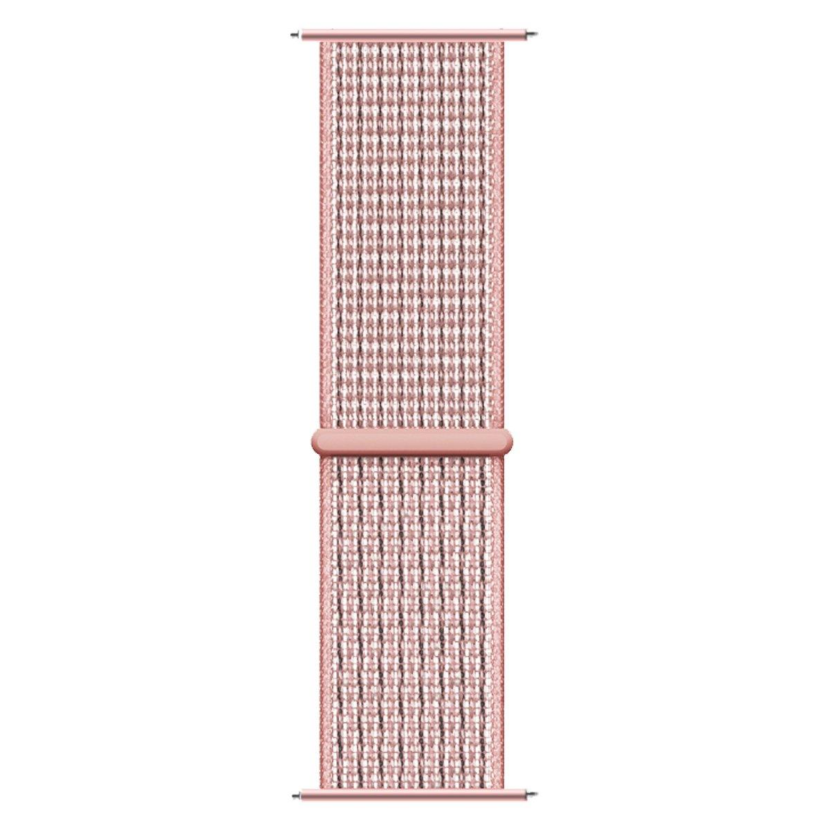 iTouch Sport & Sport 3 Woven Nylon Strap: Blush