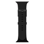 iTouch Sport Solid Silicone Strap: Black
