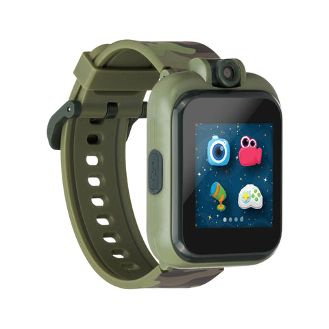 PlayZoom Smartwatch For Kids: Camouflage
