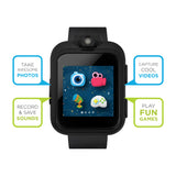 PlayZoom Smartwatch for Kids: Black