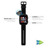 iTouch PlayZoom Smartwatch For Kids: Black