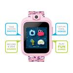 iTouch PlayZoom Smartwatch For Kids: Pink with Unicorns Print
