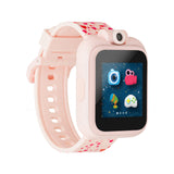 iTouch PlayZoom Smartwatch For Kids: Blush with Hearts Print
