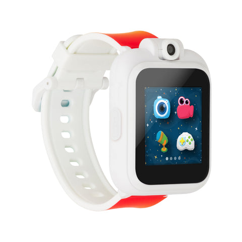 PlayZoom Smartwatch For Kids: Rainbow Print