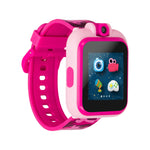 iTouch PlayZoom Smartwatch For Kids: Pink Band With Camo Print