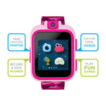 PlayZoom Smartwatch for Kids: Pink Camo