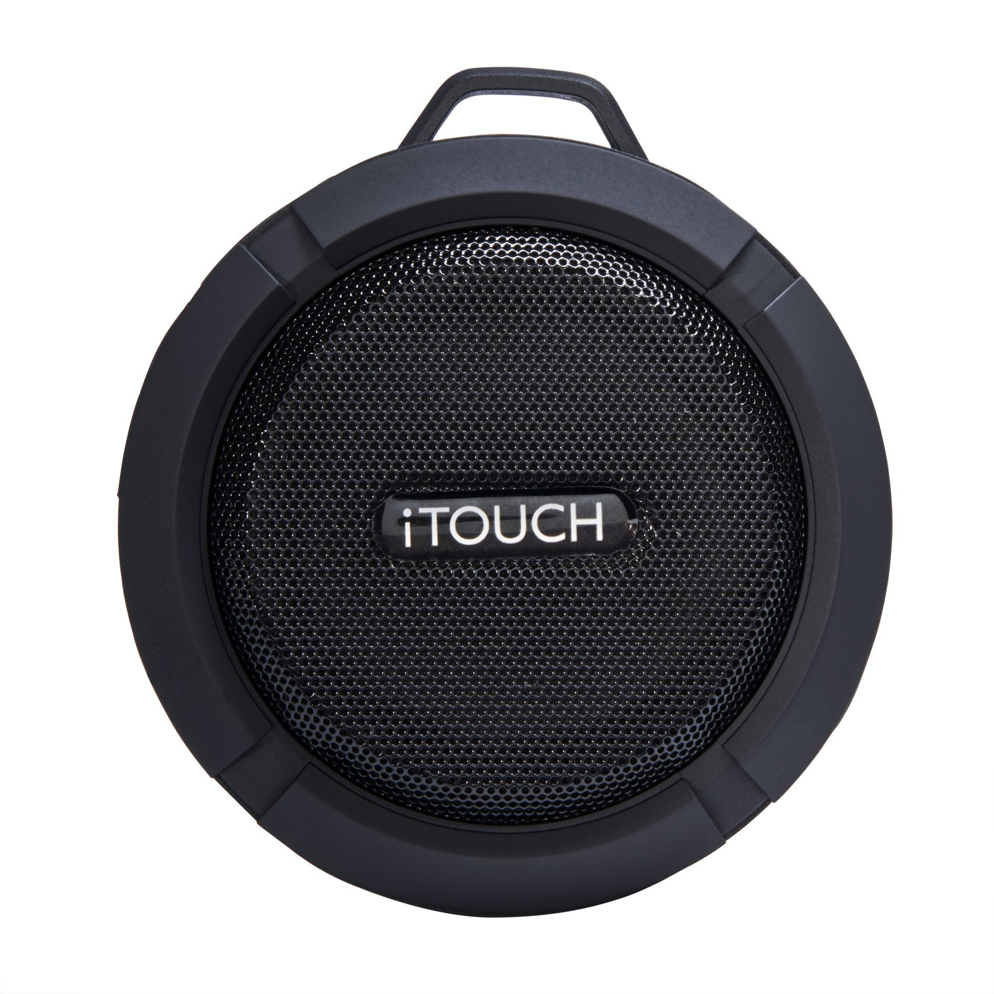 iTouch Travel Wireless Speaker: Black