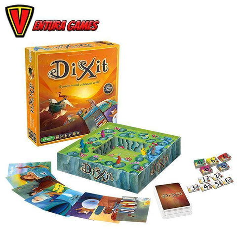 Dixit - Board Game - Ventura Games