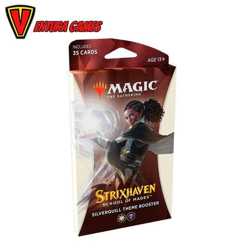 Strixhaven: School of Mages Theme Booster (Silverquill) - Ventura Games