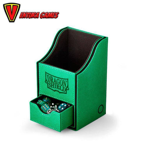 Dragon Shield Nest Box Green/Black