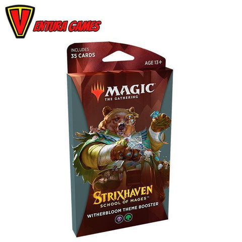 Strixhaven: School of Mages Theme Booster (Witherbloom) - Ventura Games