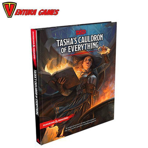D&D Tasha's Cauldron of Everything - EN - Ventura Games