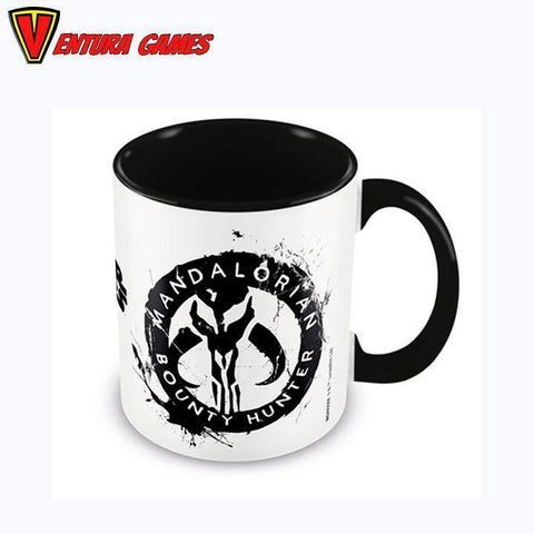 Star Wars The Mandalorian Coloured Inner Mug Sigil