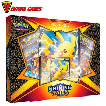 Shining Fates: Pikachu V Collection - Ventura Games