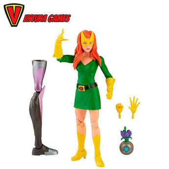 X-Men - Jean Grey: Marvel Girl House of X Marvel Legends Action Figure - Ventura Games