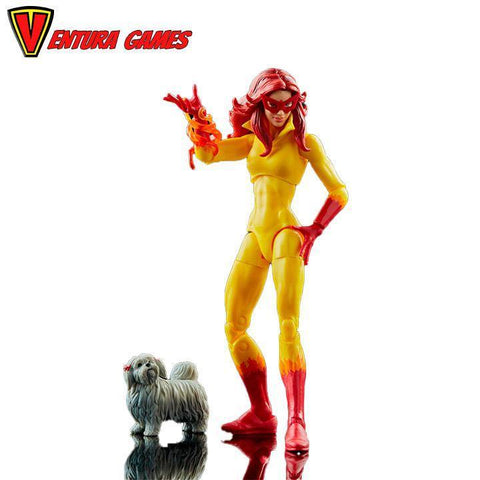 Hasbro Marvel Legends Series Marvel's Firestar