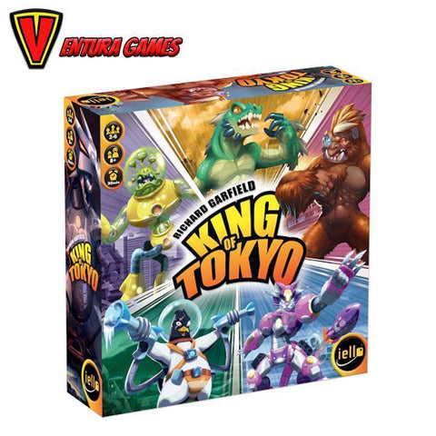 King of Tokyo New Edition - Ventura Games
