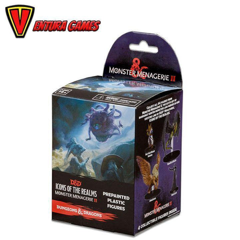 D&D Icons of the Realms - Monster Menagerie 2 Booster - Ventura Games