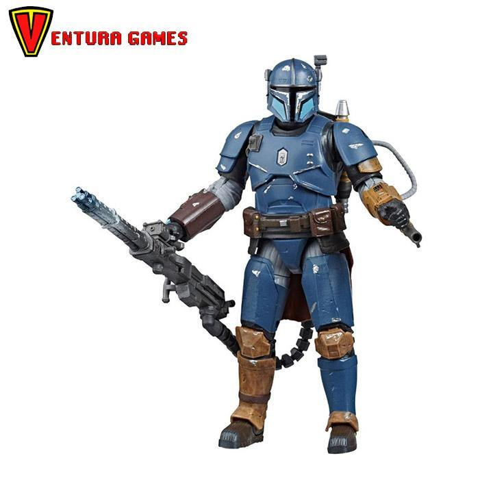 Star Wars Heavy Infantry Mandalorian Action Figure - Ventura Games