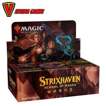 Strixhaven: School of Mages Draft Booster Box (36 Packs)
