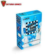 Board Games Sleeves -  Non-Glare - Large - Ventura Games