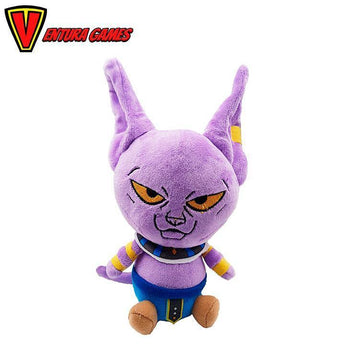 Dragon Ball Super Beerus Plush 15 cm - Ventura Games