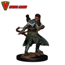 D&D Icons of the Realms: Premium Painted Figure - Human Ranger Male - Ventura Games