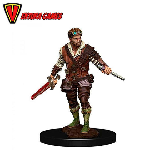 D&D Icons of the Realms: Premium Painted Figure - Human Rogue Male - Ventura Games