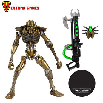 Warhammer 40k - Necron Action Figure - Ventura Games