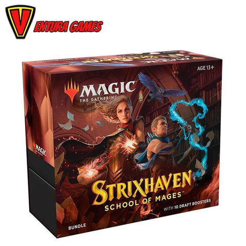 Strixhaven: School of Mages Bundle
