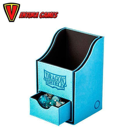 Dragon Shield Nest Box Blue/Black - Ventura Games