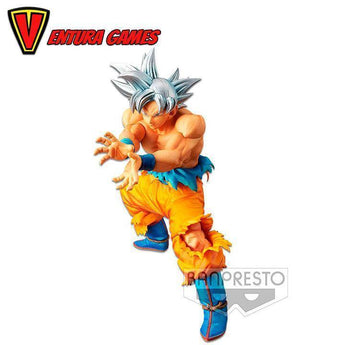 Dragonball Super DXF The Super Warriors Statue Ultra Instinct Goku Special Ver. 18 cm - Ventura Games