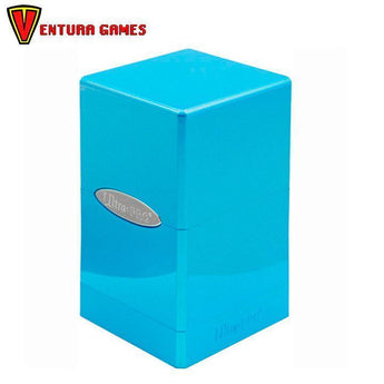 UP - Deck Box - Satin Tower - Topaz - Ventura Games
