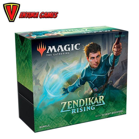 Zendikar Rising Fat Pack Bundle - Ventura Games