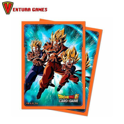 UP - Deck Protector Sleeves - Dragon Ball Super V3