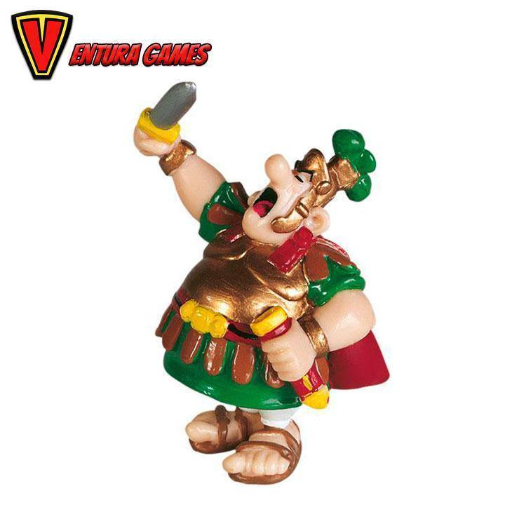 Asterix Figure The Centurion with his Sword 8 cm - Ventura Games
