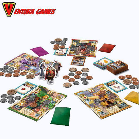 Sheriff of Nottingham 2nd Edition - Ventura Games