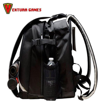 Ultra Pro - Citadel Backpack - Black with Silver Trim - Ventura Games