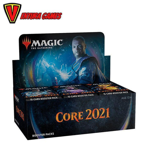Magic The Gathering - Core 2021- Booster Box - Ventura Games