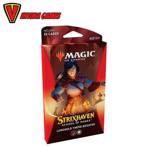 Strixhaven: School of Mages Theme Booster (Lorehold) - Ventura Games