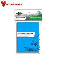 Blackfire Standard Sleeves - Light Blue - Ventura Games