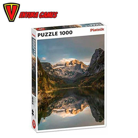 Mountain Lake Puzzle (1000 pieces)